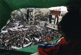 Nakba Remembrance Day I, Ramallah, 1998