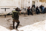 Hebron Clashes, Hebron, 1998