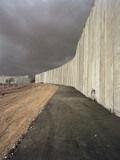 Segregation Wall, Jerusalem, 2004